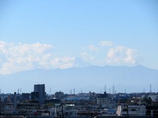 2018年元日の富士山